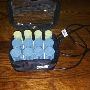 Conair travel set of hot rollers. New.
